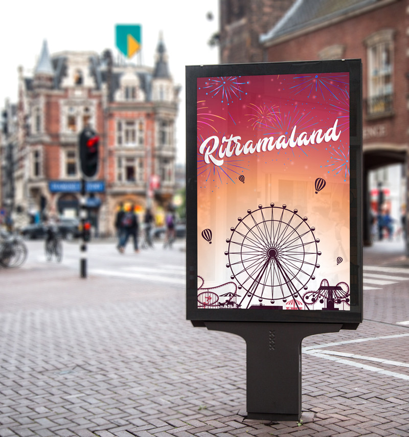 Illuminated Signage - Signage - Graphics Division - Ritrama