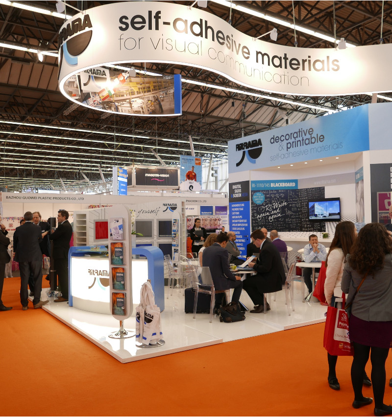 FESPA DIGITAL 2016: LARGE ATTENDANCE AT RITRAMA STAND