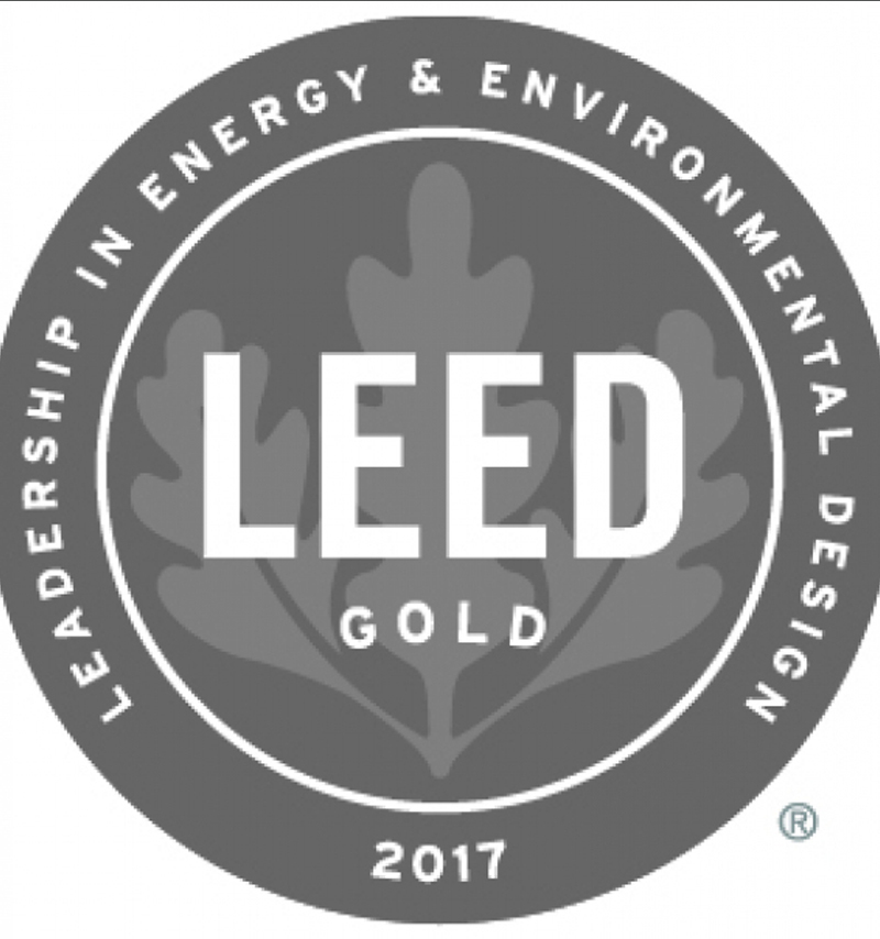 RITRAMA INC. AWARDED PRESTIGIOUS LEED® GOLD CERTIFICATION