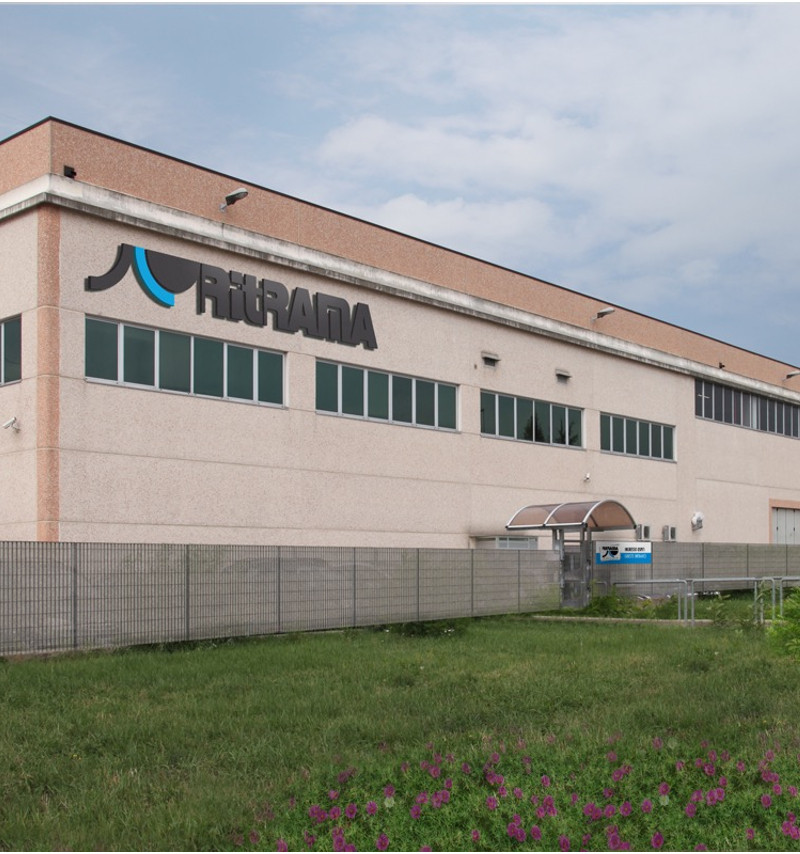 NEW BASIANO PLANT:  STATE-OF-THE-ART IN SELF-ADHESIVE MATERIALS PRODUCTION