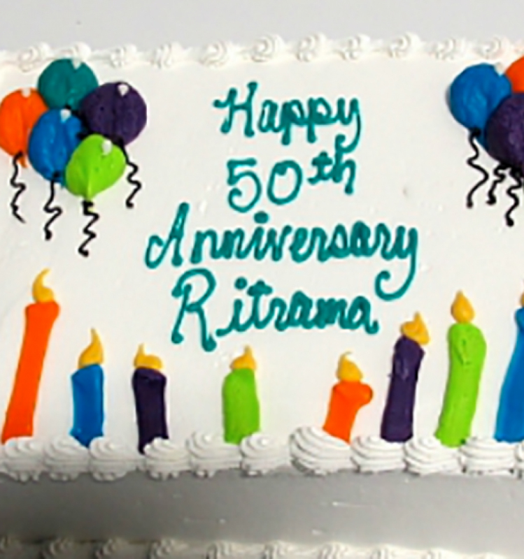 SPECIAL THANKS TO ALL THE RITRAMA GROUP!