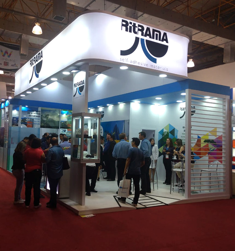 SERIGRAFIA SIGN FUTURE TEXTILE 2018: GREAT SUCCESS FOR RITRAMA AND ITS TEAM