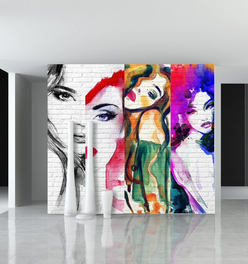 WALL GRAPHICS: LA GAMMA PER LA DECORAZIONE PROFESSIONALE DI MURI E PARETI